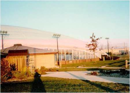 soccer domes